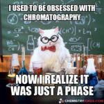 I Used To Be Obsessed With Chromatography