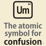 The Atomic Symbol For Confusion