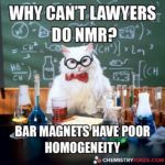 Why Can't Lawyers Do NMR?