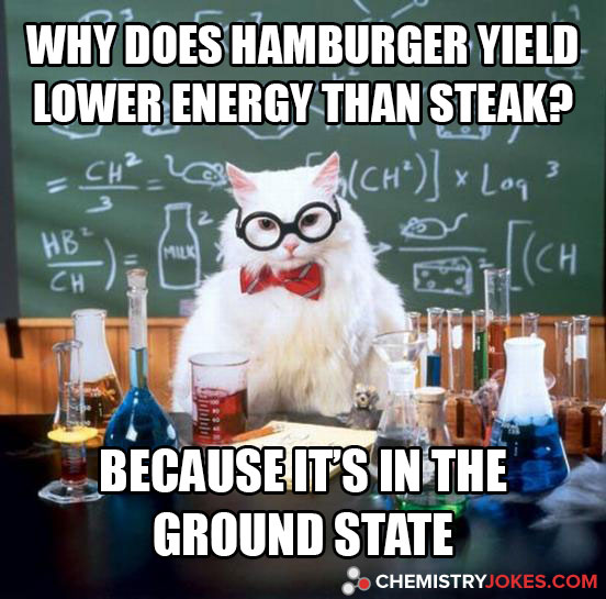 why does hamburger yield lower energy than steak