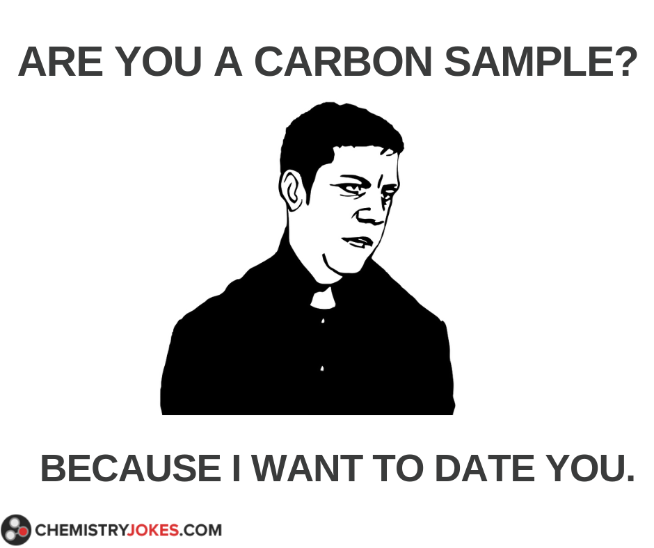Are you a carbon sample?