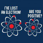 ive lost an electron
