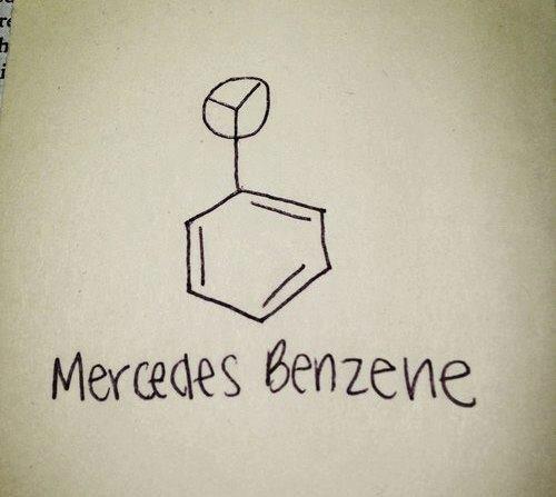 Mercedes Benzene