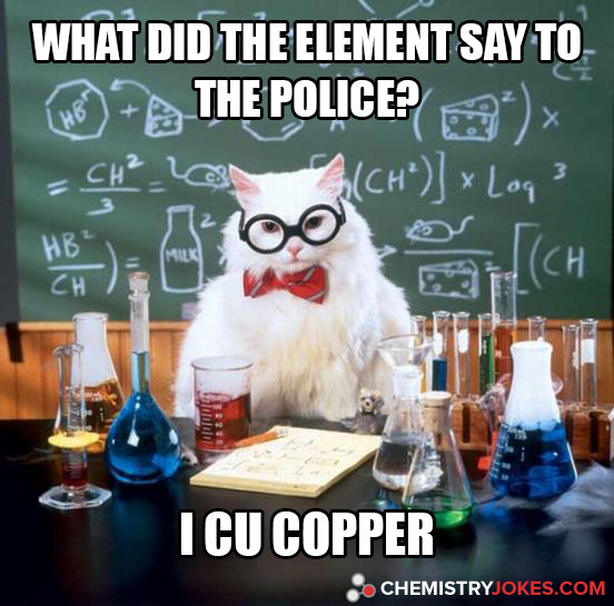 What Did The Element Say To The Police?